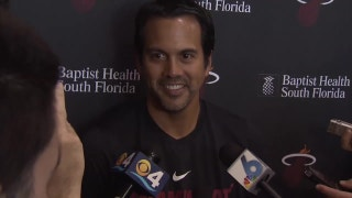 Erik Spoelstra: 'Everybody league-wide is ready to play right now'