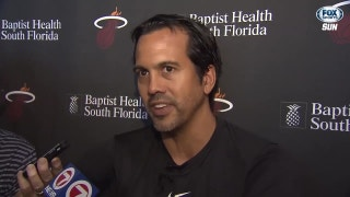 Erik Spoelstra ready to get back to work after long offseason
