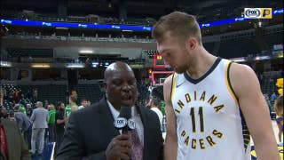 Domantas Sabonis: 'I can't wait until the first home opener'