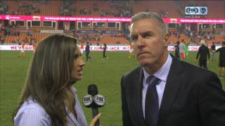 Vermes on Sporting KC's loss: 'We never really put the foot down on 'em'