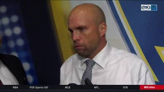 Yeo says Blues didn't play 'strong, smart game' against Panthers