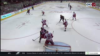 HIGHLIGHTS: Keller scores twice for Coyotes