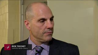 Rick Tocchet: The guys worked hard, we just couldn't score