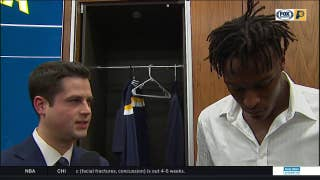 Turner on Pacers teammates: 'We've got a team of leaders'