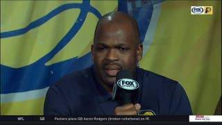 Nate McMillan on Myles Turner's concussion