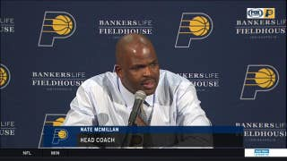 Nate McMillan: 'We certainly didn't get enough stops' against Trail Blazers