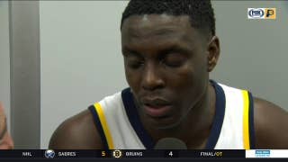 Darren Collison says Pacers 'played scrappy' during productive fourth quarter