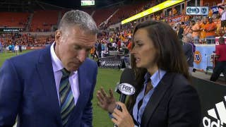 Vermes on Sporting KC loss: 'The group did well, it's unfortunate'