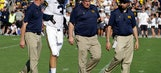 QB Speight out for No. 7 Michigan, O'Korn in vs. Michigan St
