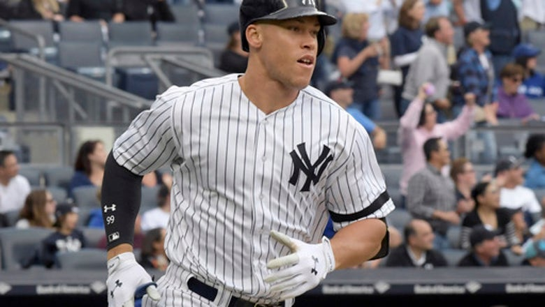 Double Play: Judge takes swing at MVP and Rookie of the Year