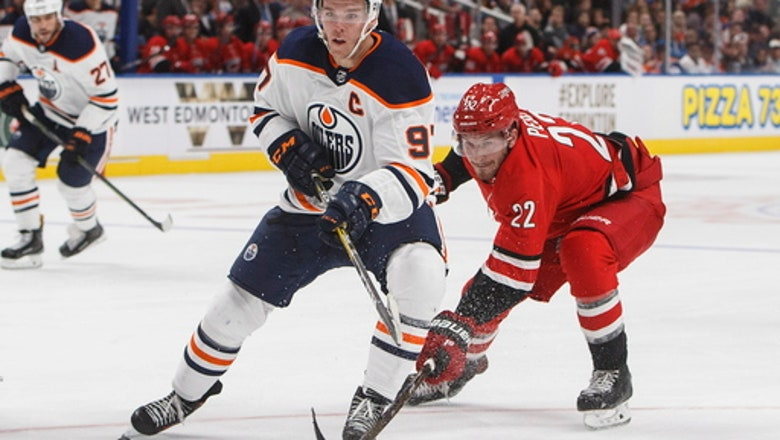 Oilers, Maple Leafs lead NHL's Canadian revival