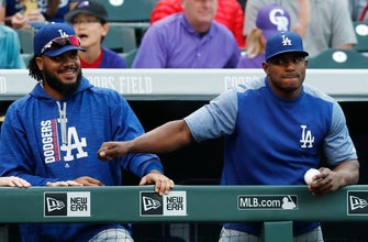 Dodgers mull roster while waiting to learn NLDS opponent