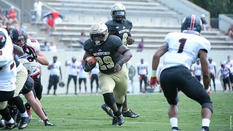 Wofford rises to No. 5, CAA has seven in FCS Top 25