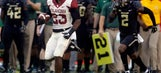Oklahoma RBs Adams, Sermon fill void for NFL departees