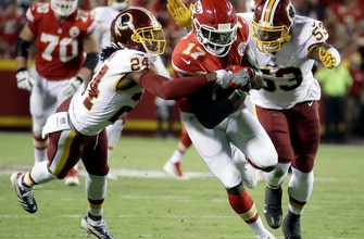 Redskins say Norman is week-to-week with fractured rib