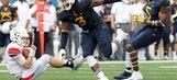 No. 23 WVU hopes run defense can improve at No. 8 TCU
