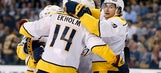 Shaky starts overshadow Cup rematch for Penguins, Predators
