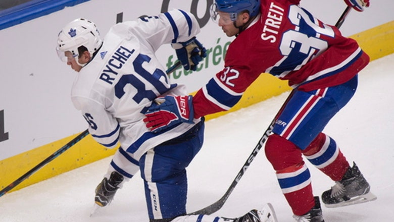 AP source: Canadiens put Streit on unconditional waivers