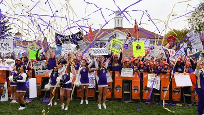 No. 1 James Madison's triumph worthy of high rating