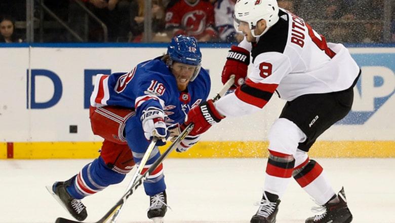 Stafford, Kinkaid lead Devils to 3-2 win over Rangers