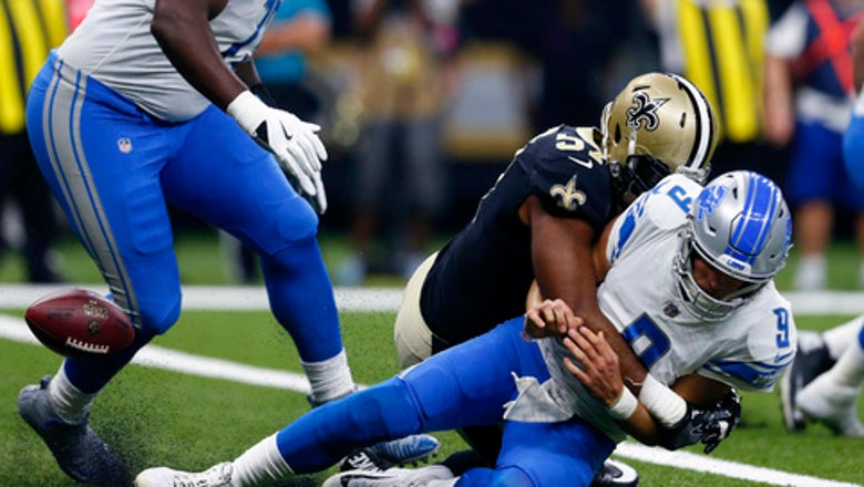 Ingram-Kamara tandem blossoms in Saints' win over Lions