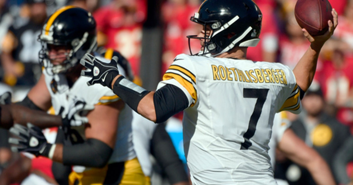 Steelers' 'Killer Bs' back on track in win over Chiefs