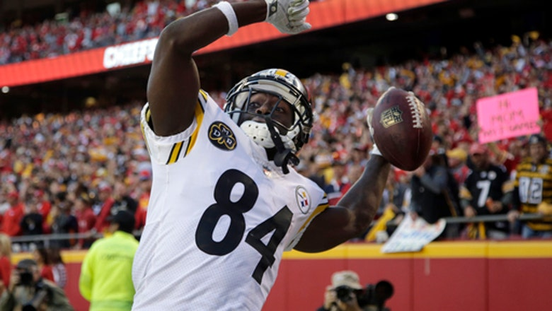 Steelers outlast Chiefs 19-13 to defeat NFL's last unbeaten