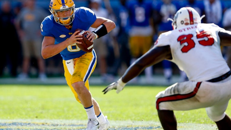 DiNucci? Pickett? Pitt still searching for answers at QB