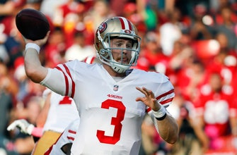Images of Cowboys set to face new 49ers QB Beathard