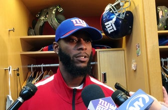 Giants CB Rodgers-Cromartie accepts blame for suspension