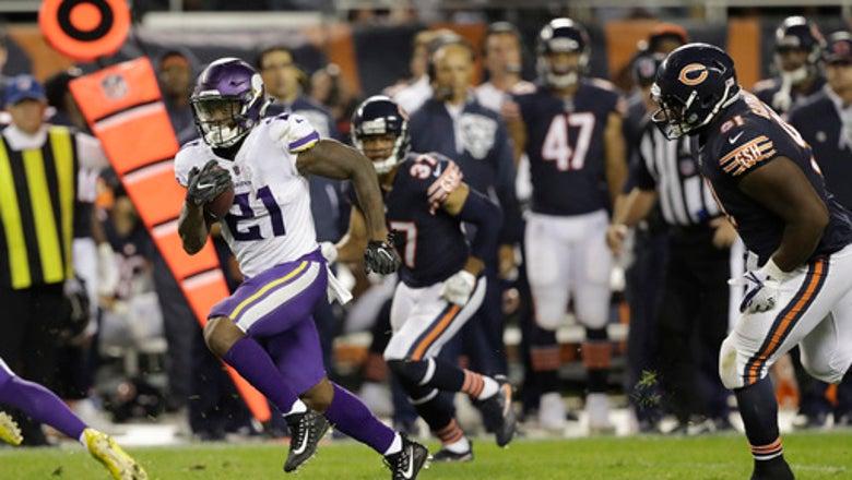 The big screen: Vikings make use of old-fashioned pass play