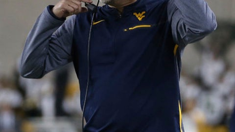 Oklahoma State Cowboys at West Virginia Mountaineers