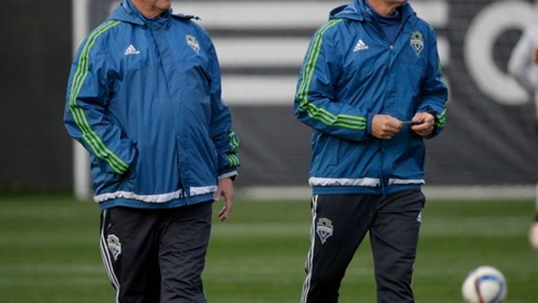 LA Galaxy put coach Sigi Schmid in charge of personnel moves