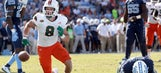 Little Big Man: Berrios makes major impact for No. 7 Miami