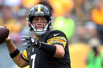 Michael Vick on what's ahead for Steelers QB Ben Roethlisberger