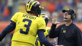 Joel Klatt debunks the theory that Jim Harbaugh is an overrated football coach