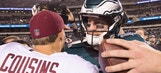 Did we learn more about Kirk Cousins or Carson Wentz on Monday night?