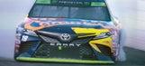 Kyle Busch talks with Kaitlyn Vincie about his feud with Brad Keselowski I NASCAR RACEDAY