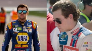 Who will be eliminated from the NASCAR playoffs after the Round of 12?