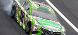 Kyle Busch now in surprising points hole after tumultuous day at Charlotte