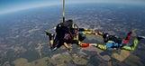 Watch David Ragan go skydiving with Alan Cavanna