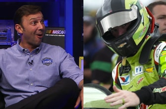 Chad Knaus was secretly rooting for Dale Earnhardt Jr. to win at Talladega