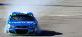 Kyle Larson says it was bad luck, not a bad season that ended his tittle run
