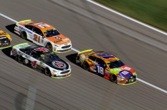 Joey Logano's key takeaways from the first-ever elimination race at Kansas