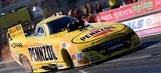 Matt Hagan Wins Funny Car Final at Las Vegas | 2017 NHRA DRAG RACING