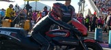 Eddie Krawiec Wins Pro Stock Motorcycle Final at Las Vegas | 2017 NHRA DRAG RACING