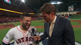 Jose Altuve on Astros' Game 6 victory: 'I literally love Justin Verlander'