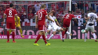 Bayern Munich rout SC Freiburg in Jupp Heynckes' first game back at the helm