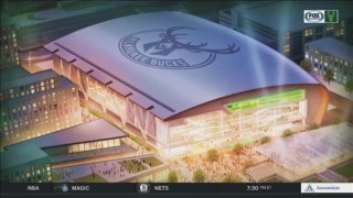 WATCH: Take a tour of the Bucks' new arena