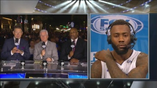 Jonathon Simmons: We showed a will to win tonight